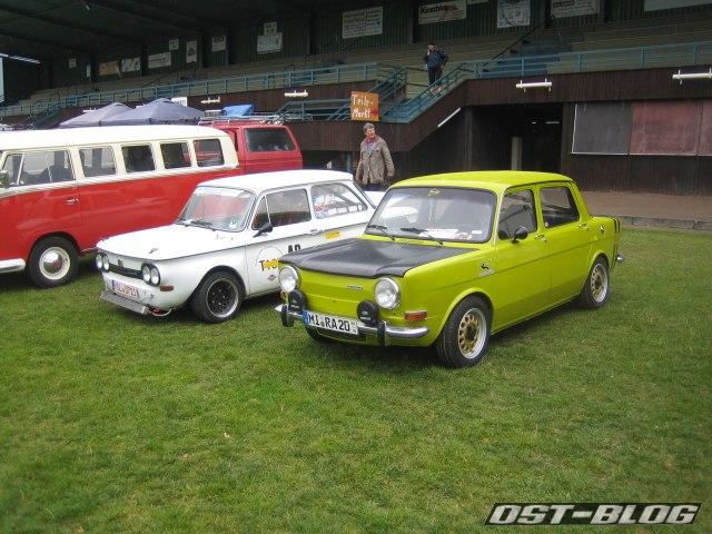 Oldtimer-Treffen Bad Harzburg 2012 Simca rallye 2
