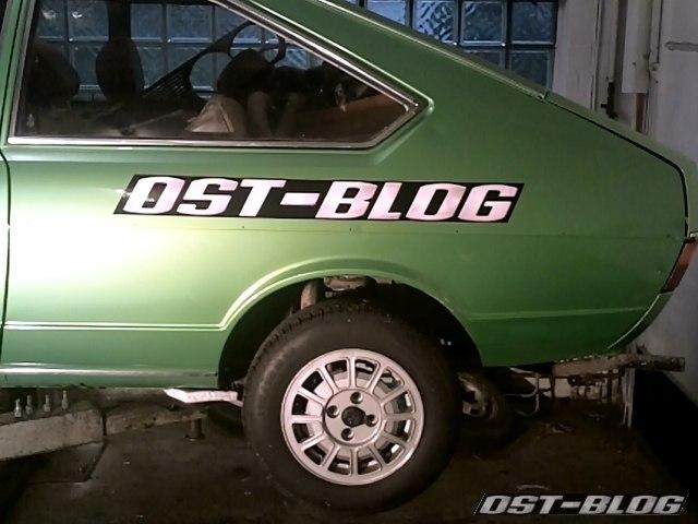 Passat TS OST Blog