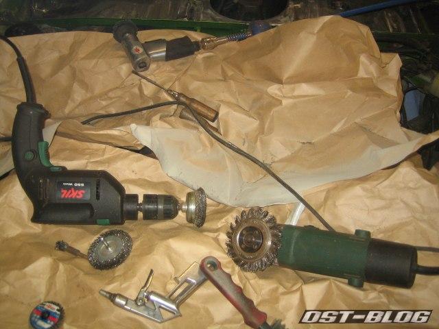 Werkzeug Flex Bohrmaschine