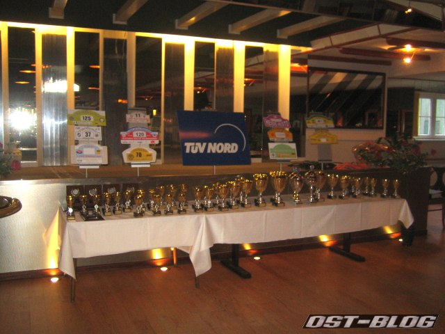 Classic Cup Nord 2012 Siegerehrung