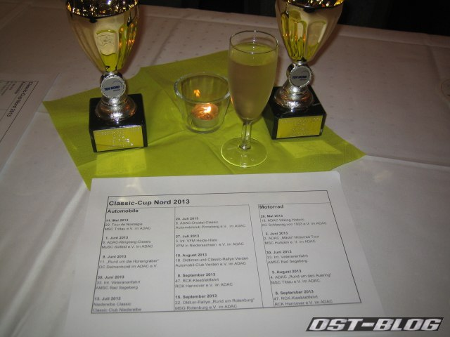 Classic Cup Nord Pokale