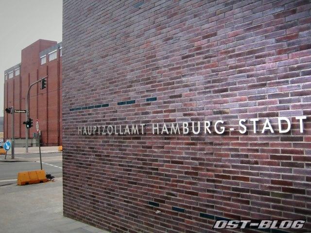 Hauptzollamt Hamburg Stadt