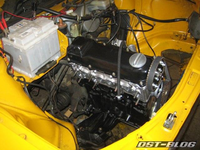 Motor Passat L Typ 32