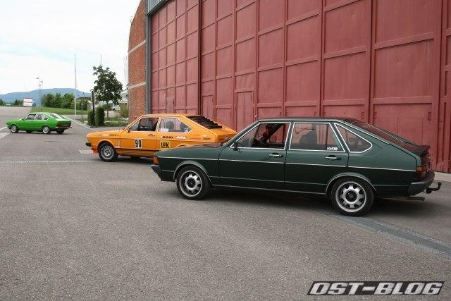 Passat GLI Rallye-passat
