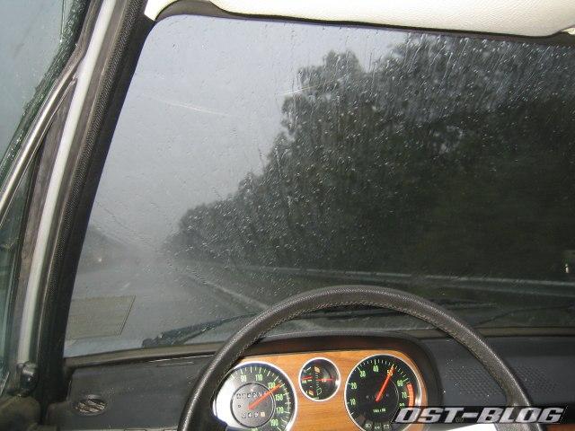 Passat GLS regen