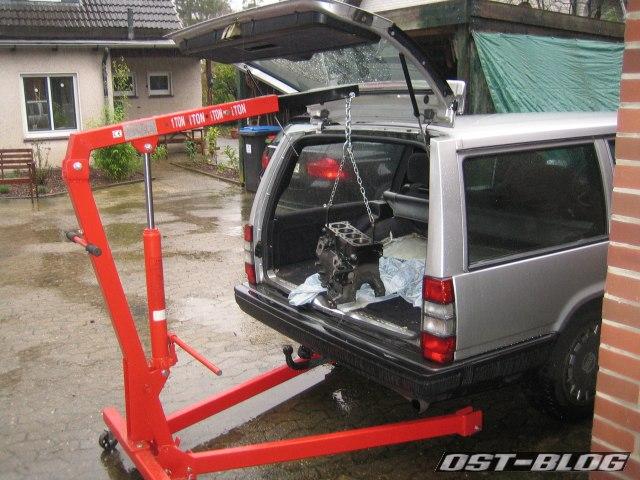 Passat Rallye Motorblock