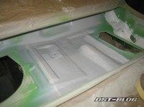 Passat TS Bitumenmatten grundiert