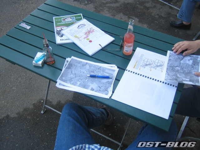 Rallye Ori-Aufgaben