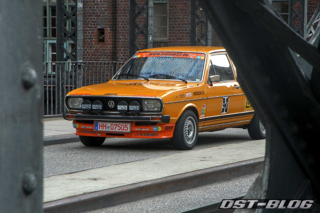 Rallye-Passat HDR