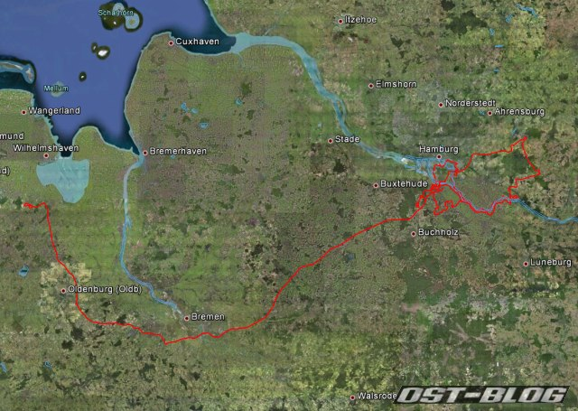 Strecke 2012 Passat 74