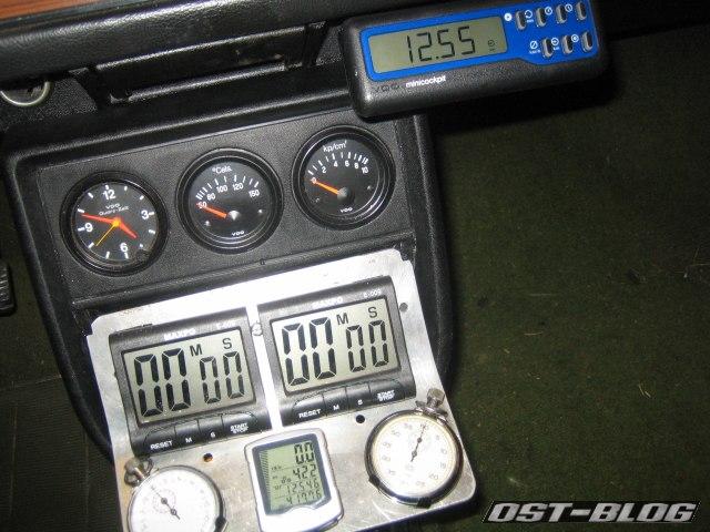 VDO minicockpit Passat
