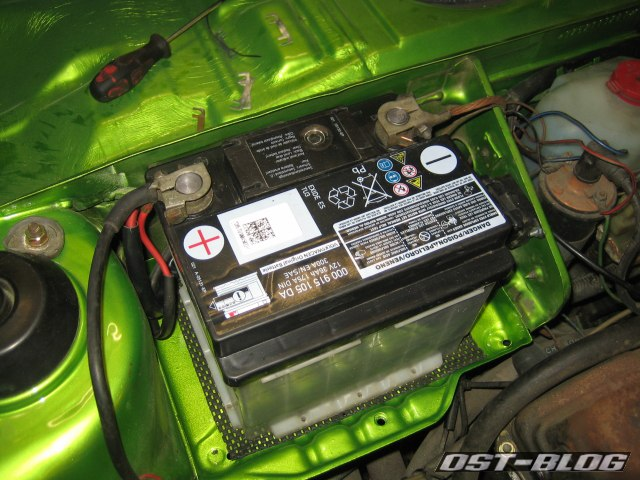 Passat TS Batterie