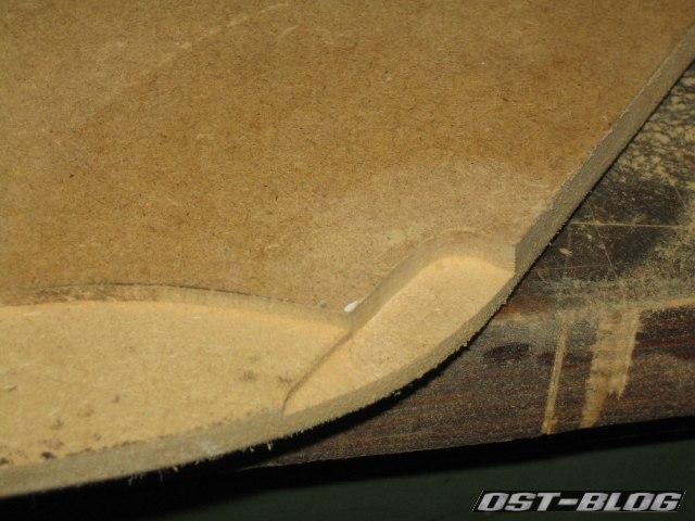 Passat TS Doorboard ausklinken