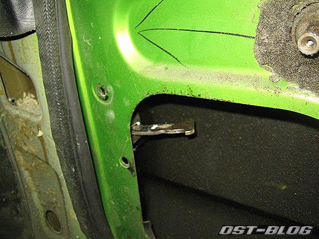 Passat TS Türfangband Golf 3 geschlossen