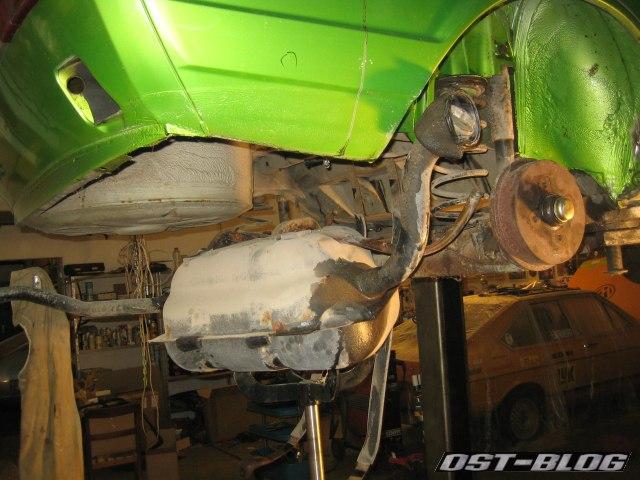 Passat TS Tank