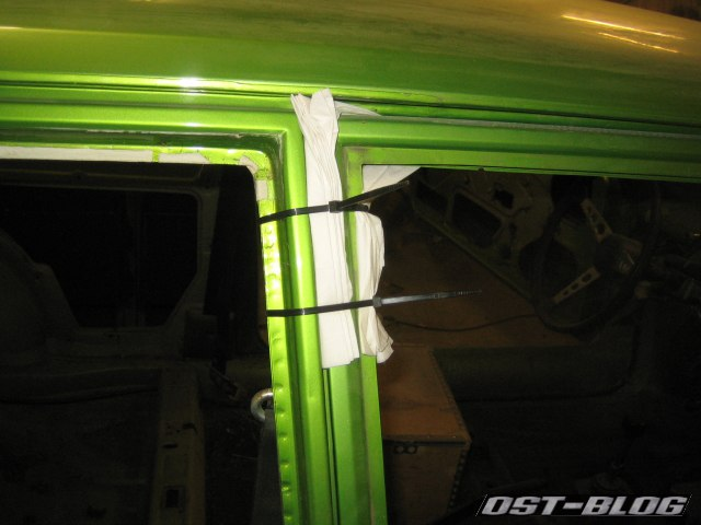 Passat TS Tür kabelbinder