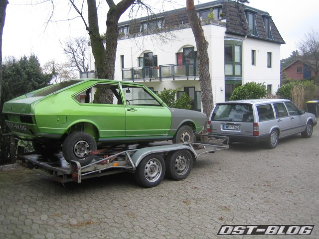 Passat TS Transport
