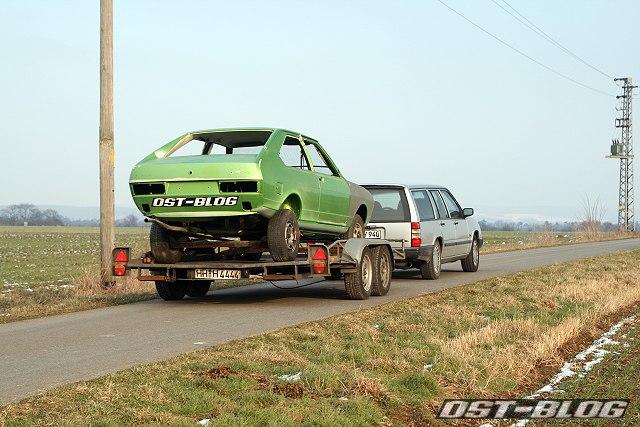 Passat TS Volvo 940 Roadmovie