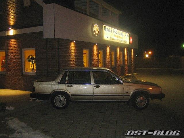 Volvo Stammtischm Scharnebeck