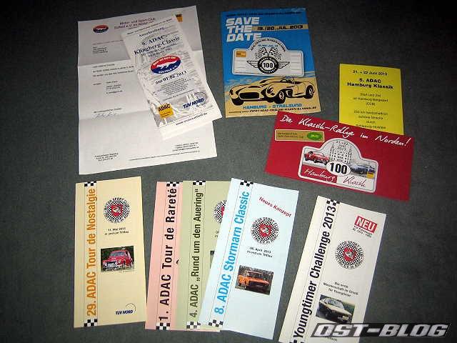 Oldtimer Rallye 2013