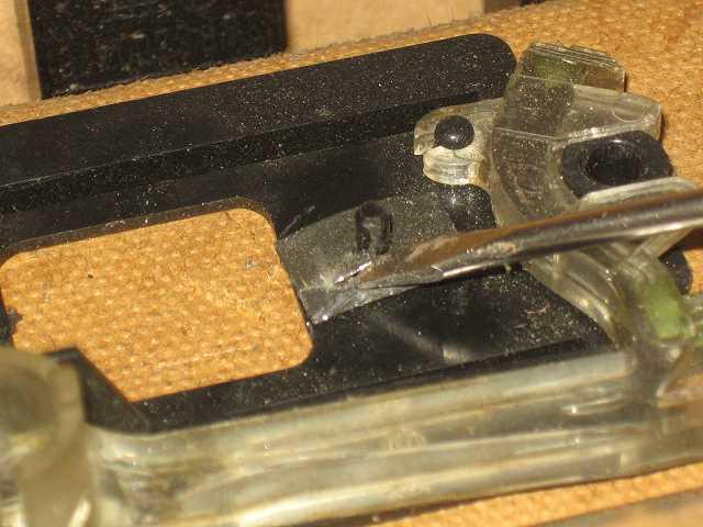 Passat TS Armaturenbrett Klammer