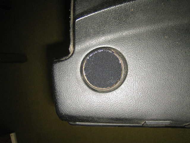 Passat TS Lautsprecherstoff