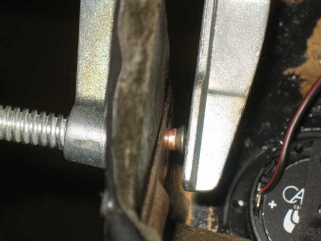Passat b1 Armaturenbrett Kupferniete