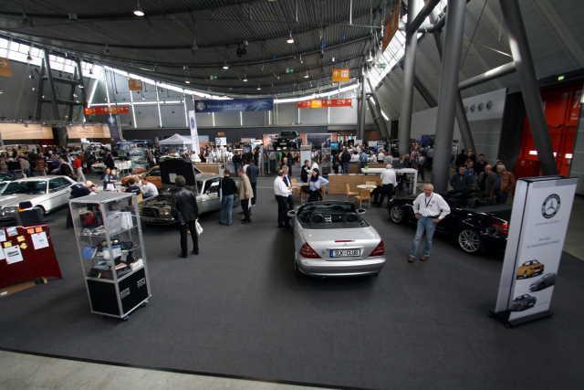 Retro Classics Mercedes-Clubs