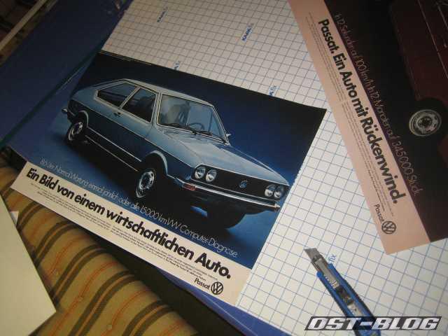 Passat B1 TS Poster
