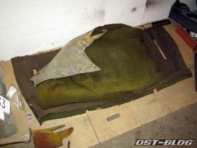 Teppich Passat B1