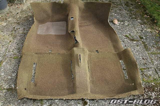 Teppich Passat TS