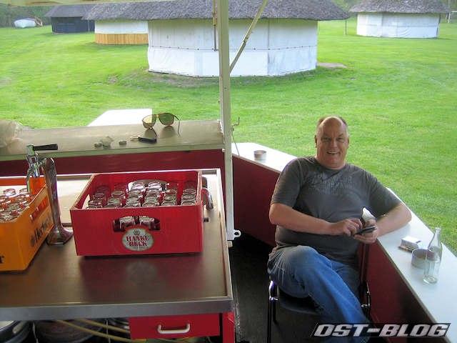 OST im Bierwagen