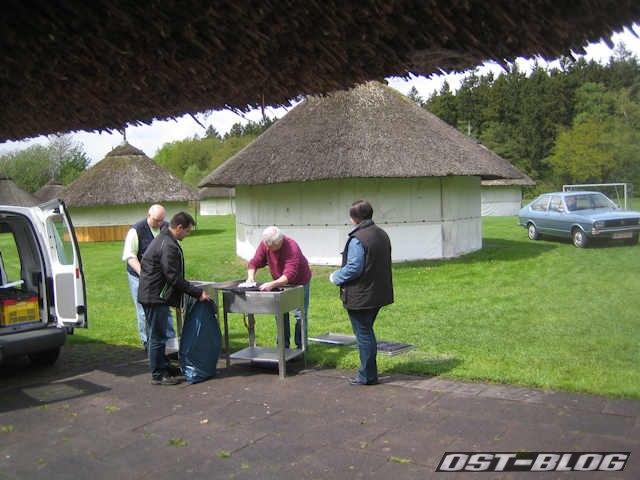 Passat-Treffen 2013 Drangstedt 36
