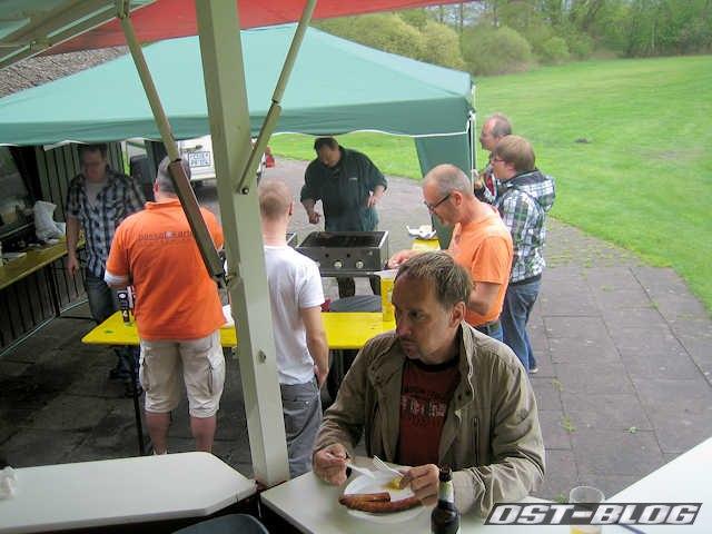 Passat-Treffen 2013 Drangstedt 4