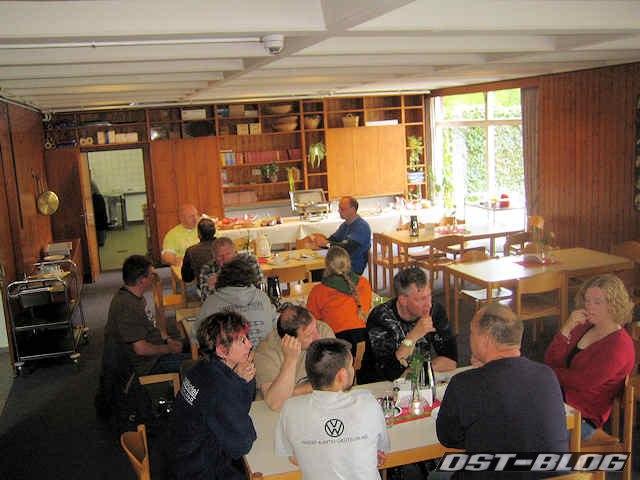 Passat-Treffen 2013 Drangstedt 6