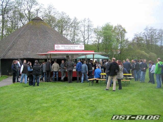 Passat-Treffen 2013 Drangstedt 8