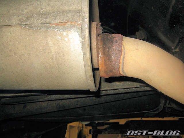 Volvo 940 Rohr