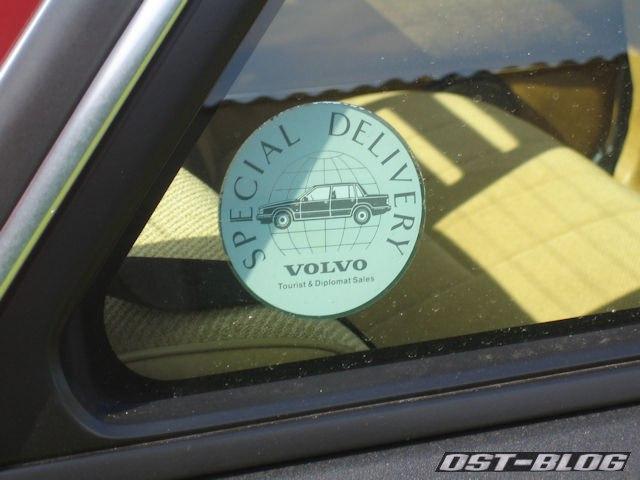 Volvo Diplomat Sales