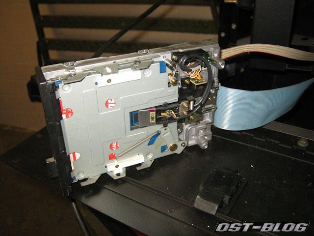 DD-Diskettenlaufwerk