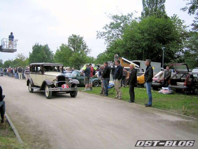 Friesland-Rallye-start