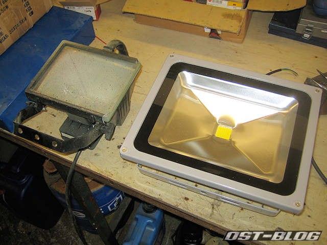 LED-SMD-Strahler
