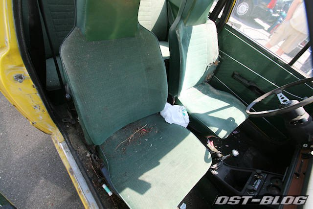 Passat-TS-Sitze