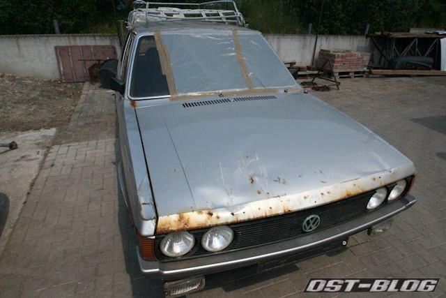 Passat-Variant-GLS-Dachschaden