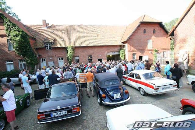 Heide-Histo 2013 Fahrerbesprechung