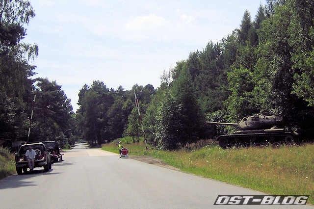 Heide-Histo 2013 Panzer