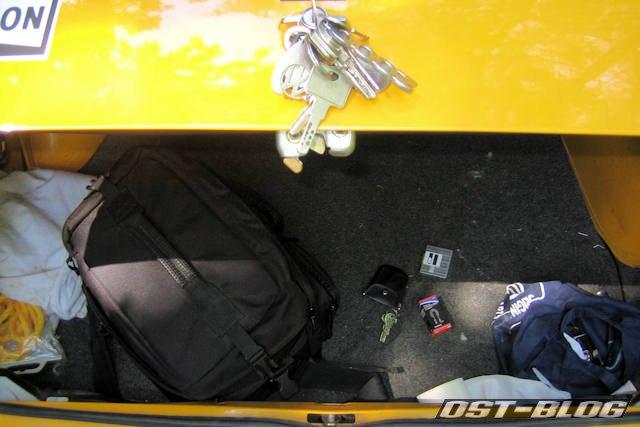 Kofferraum-auf