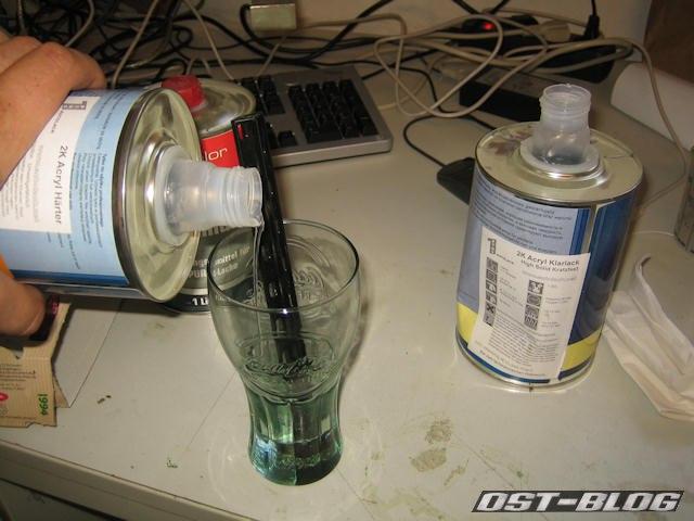 Coca-Cola-Glas
