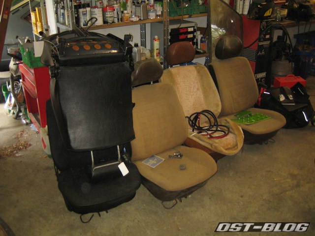 Passat-B1-Sitze