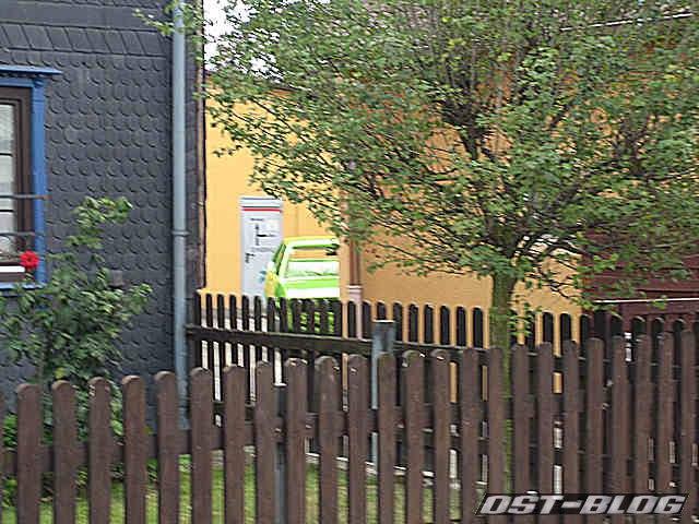 Passat-TS- Gartenzaun