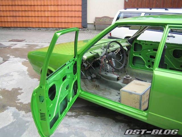 Passat-viperngrün